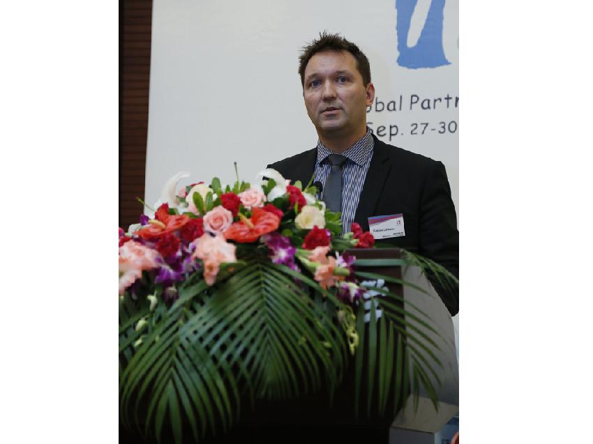 瑞典布莱京理工学院工程学院院长 Tobias Larsson